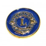 LCI Magnetic Lapel Badge