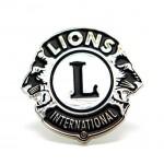 Rollercase LCI Logo Pin